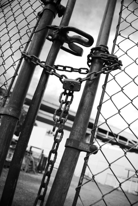 gate locked for missions